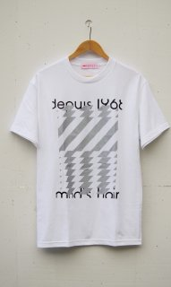 50th Anniversary T-shirt 3 (white-L/Mens)