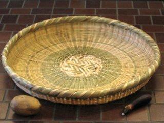 平ざる(1尺8寸)梅干(約3kg)