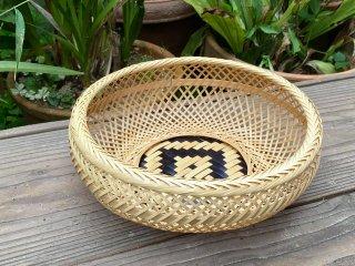 竹製盛篭 鉄鉢(てっぱち)盛りかご