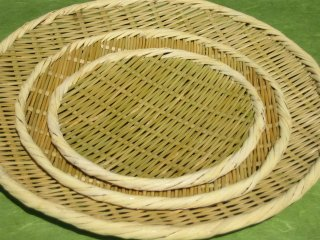 盆ざる 丸(1尺2寸)36cm