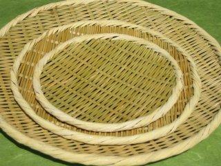 盆ざる 丸(1尺3寸)39cm