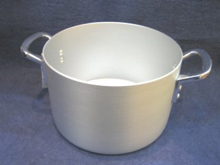 半寸胴鍋(27cm)2升用