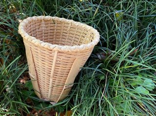 極上竹製そばうどんふり