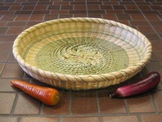 平ざる(1尺6寸)梅干(約2.5kg)