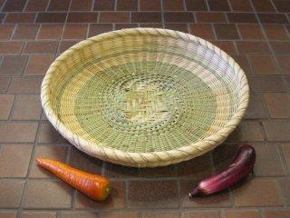 平ざる(1尺5寸)梅干(約2kg)