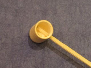 竹製柄杓(ひしゃく)小 つくばい 打ち水