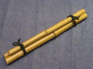 竹製柄杓(ひしゃく)置台 スス