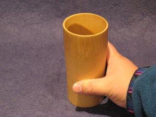 竹製ビアジョッキ