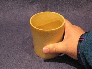 竹製焼酎グラス