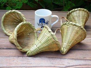 竹製コーヒードリッパー(珈琲)5個セット【お買得】