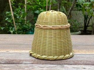 竹製磨きつぼふり(丁半)壺振