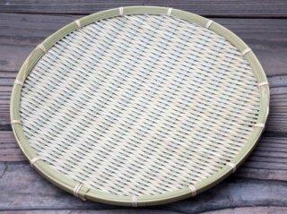 極上蕎麦ざる(大)1尺 30cm 青ざる