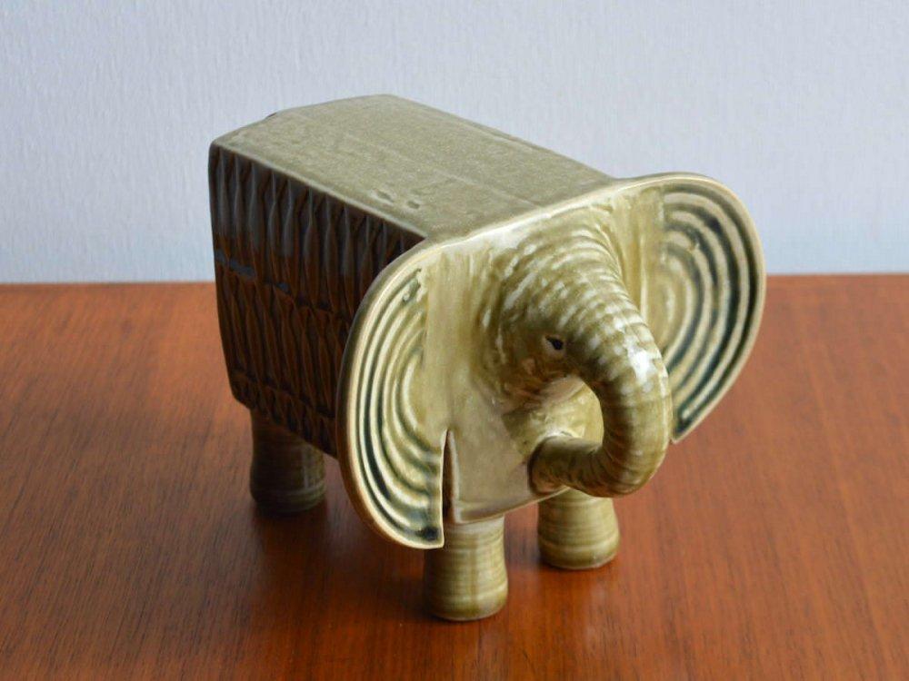 Lisa Larson AFRIKA Elefant