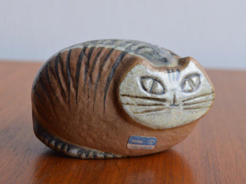 Lisa Larson Lilla Zoo Katt(丸猫)