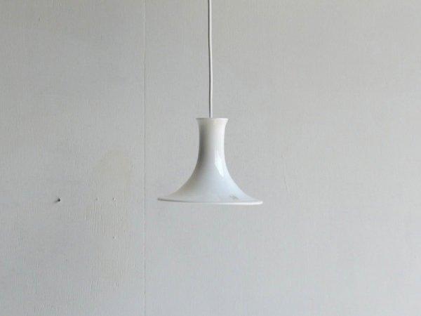 Glass Lamp/Holmegaard Mandarin Pendel (S)