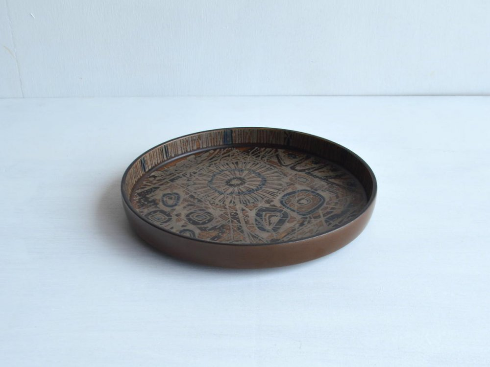 Round Plate(L)/Baca
