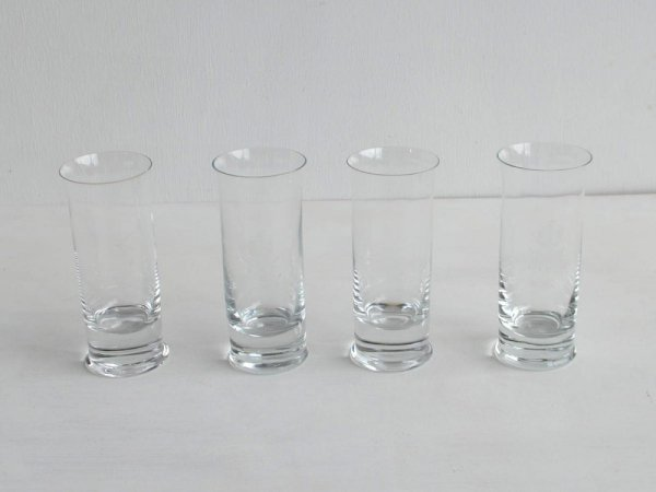 Glass set /Boda Flagg