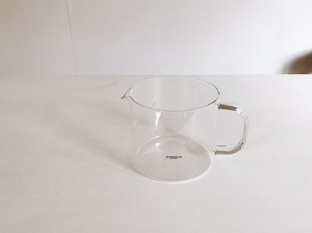 耐熱 Glass pitcher / Boda Nova