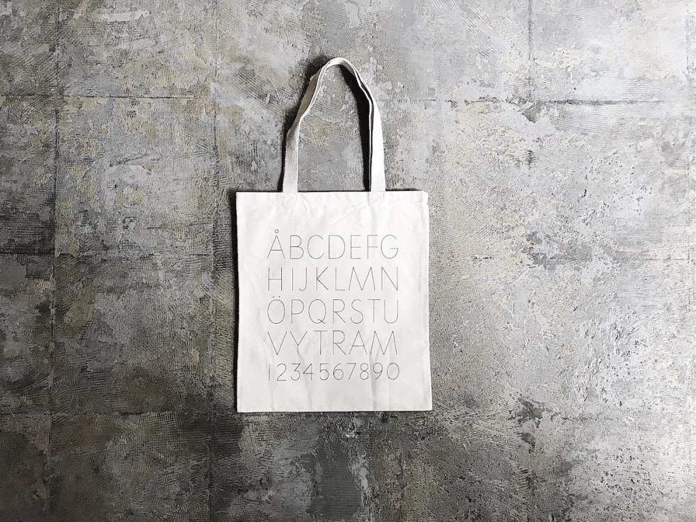 Tote  Bag / TRAM Original