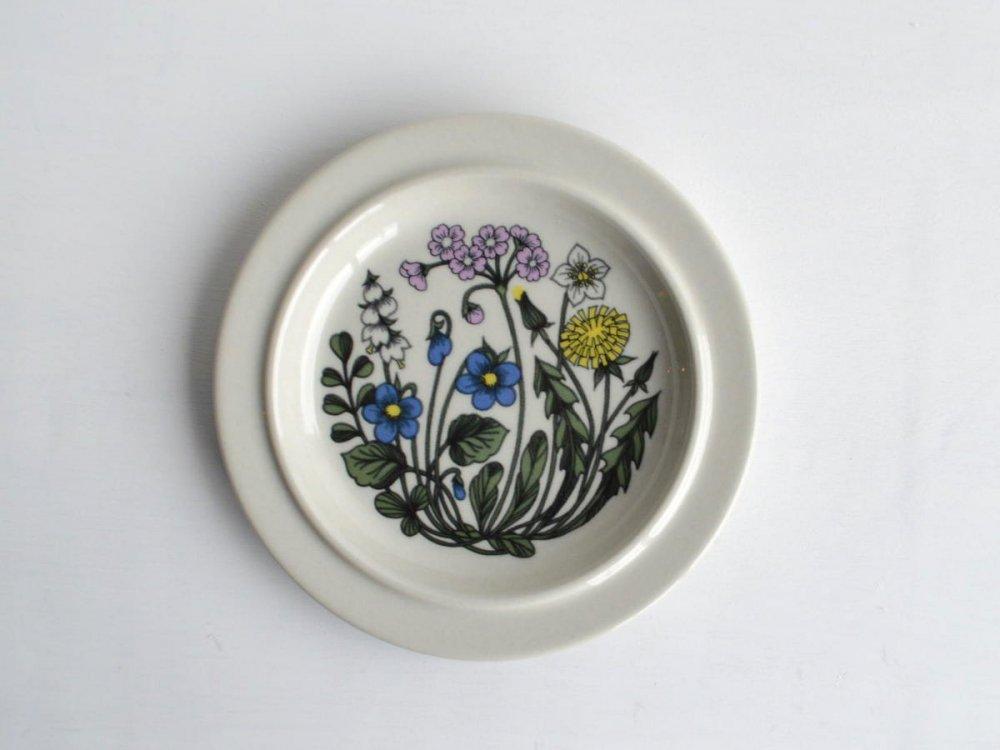 Plate (M) /Flora