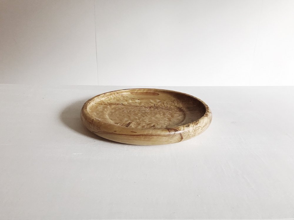 White  birch  Tray