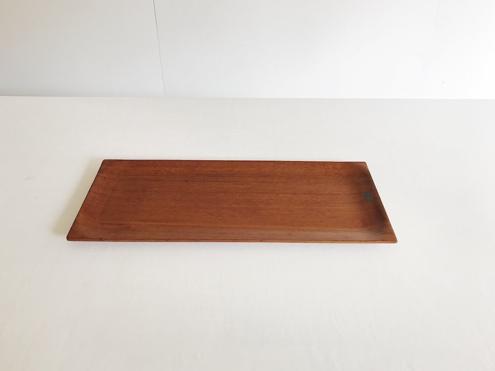 Teak Tray /  Johnny Mattson