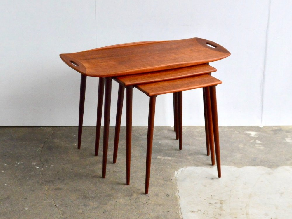 Nest Table (2) /Jens H Quistgaard