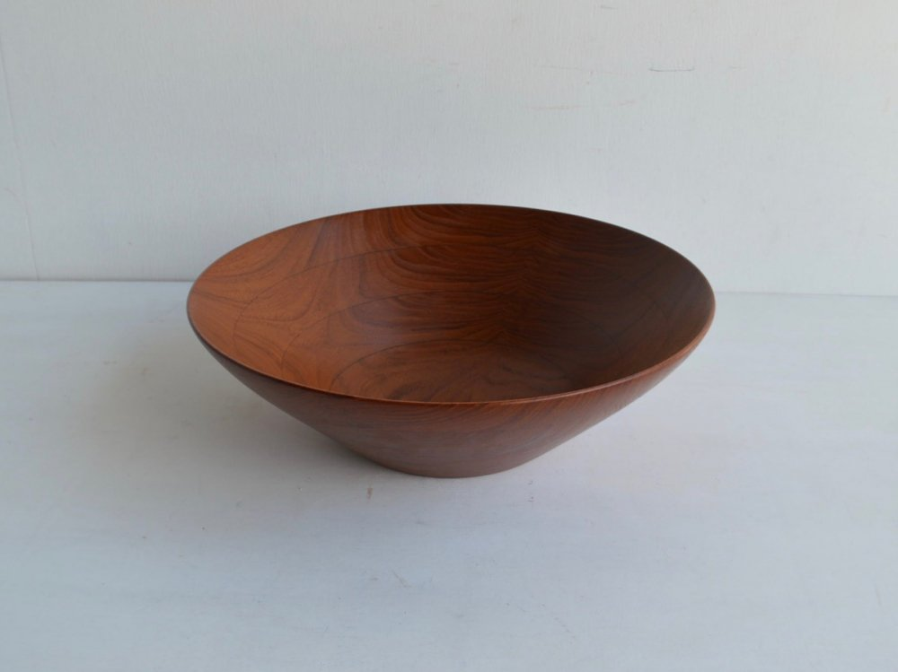 Teak Bowl (L) /  Digsmed