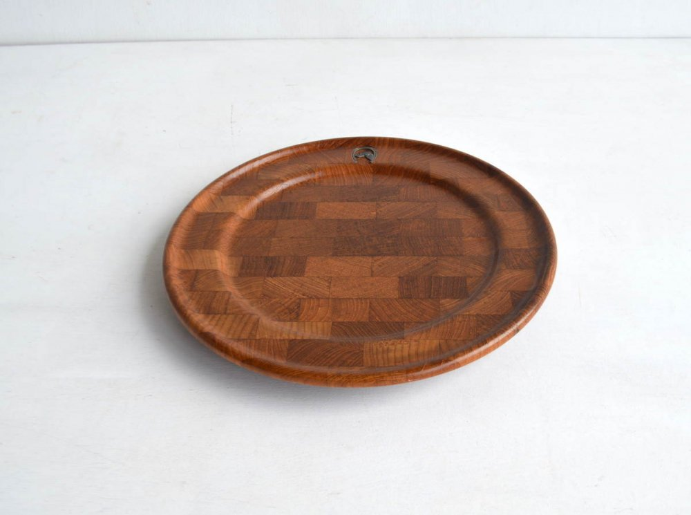 Teak Tray (2) / Digsmed