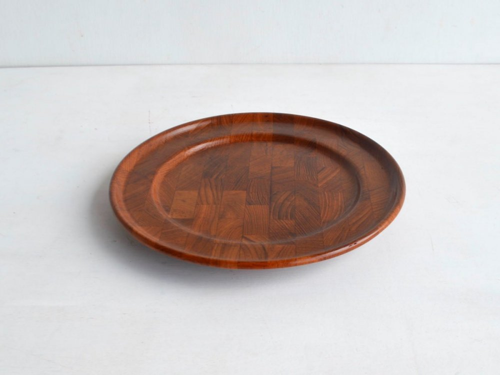 Teak Tray (3) / Digsmed