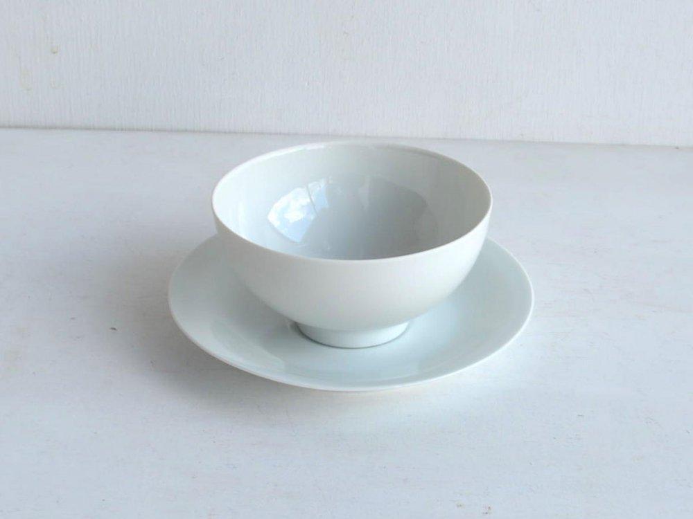 Cup & Saucer / B & G