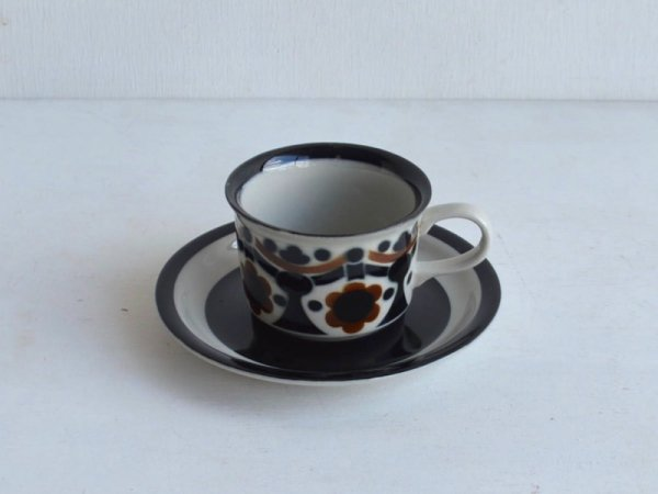 Coffee Cup &  Saucer / Rikka