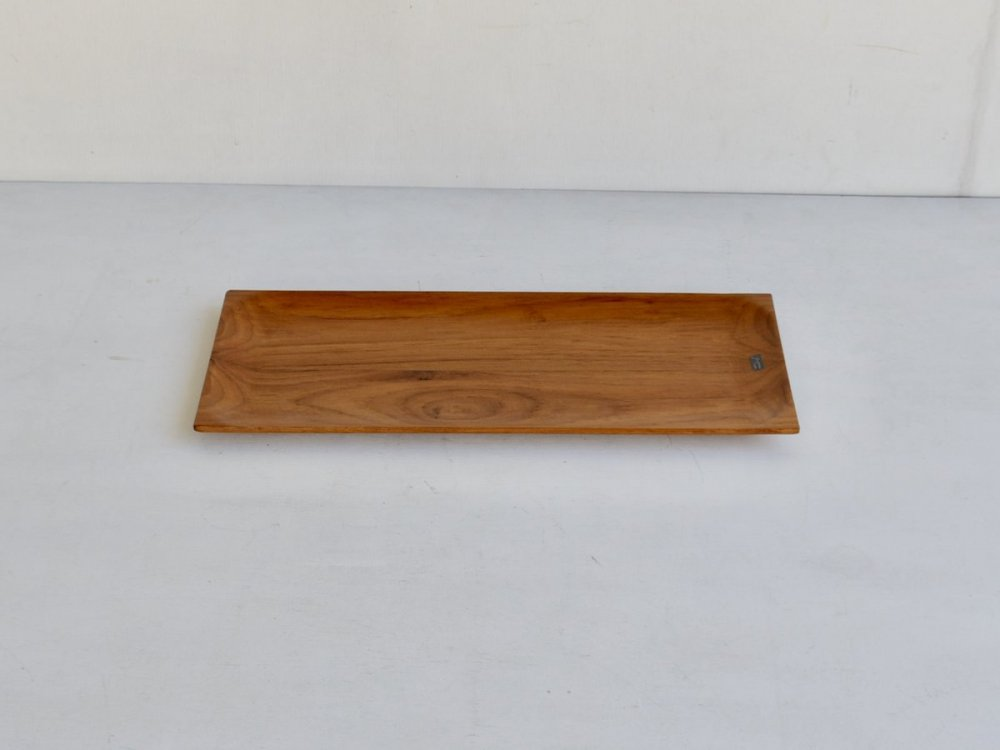 Teak Tray (1) /Johnny Mattson