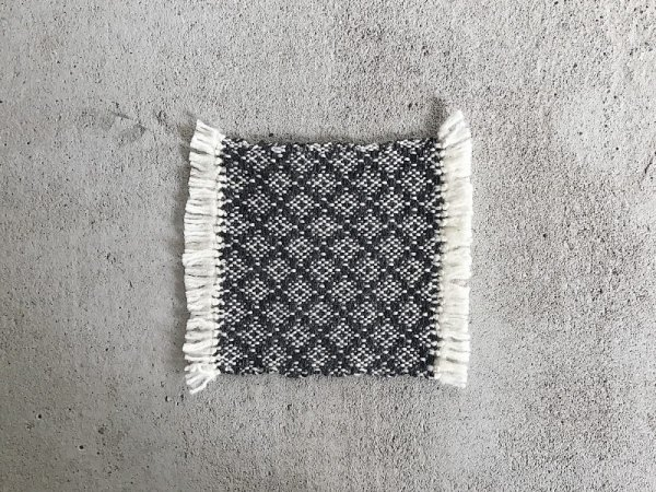 Wool  Pot  Mat ( 1 )