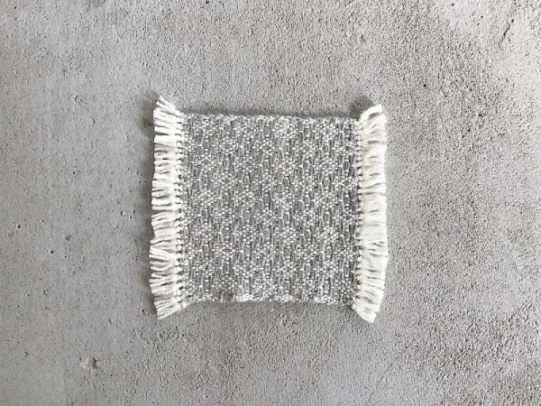 Wool  Pot  Mat ( 2 )