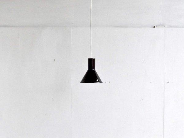 Glass Lamp (1) / Mini P & T Pendel (黒)