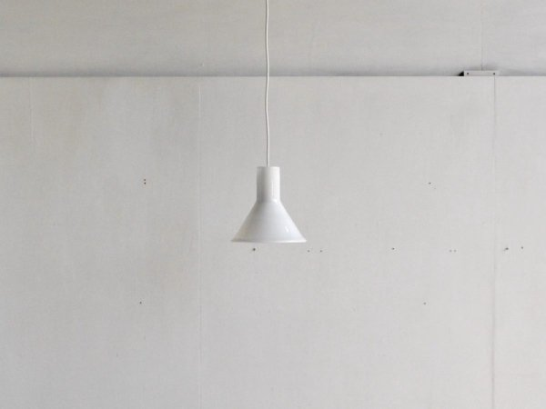 Glass Lamp (1) /  Mini P & T Pendel (白)