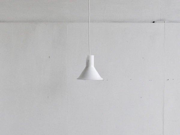 Glass Lamp (2) /  Mini P & T Pendel (白 )