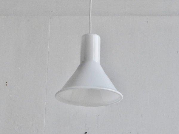 Glass Lamp (3) / Mini P & T Pendel  (白 )