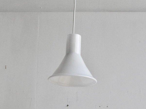 Glass Lamp (4) / Mini P & T Pendel  (白 )