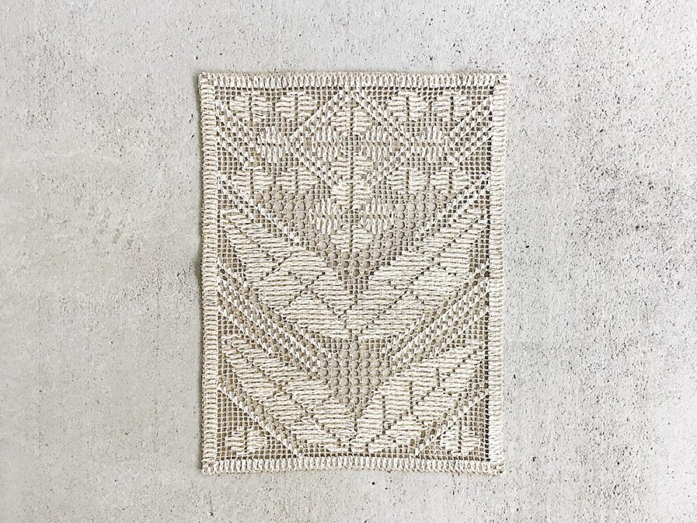 Lace  Mat  ( 3 )  /  NAVERSOM