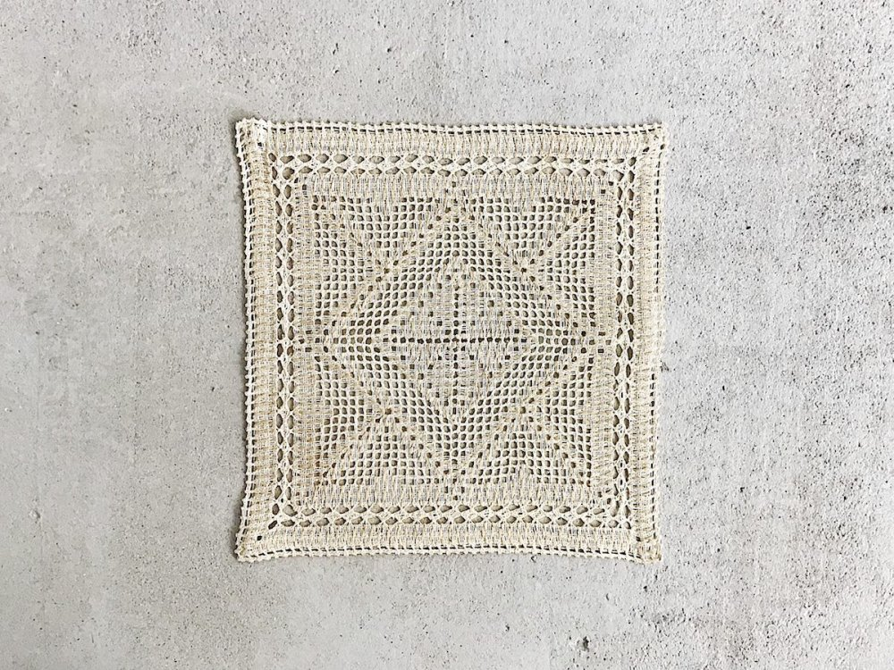 Lace  Mat  ( 4 )  /  NAVERSOM