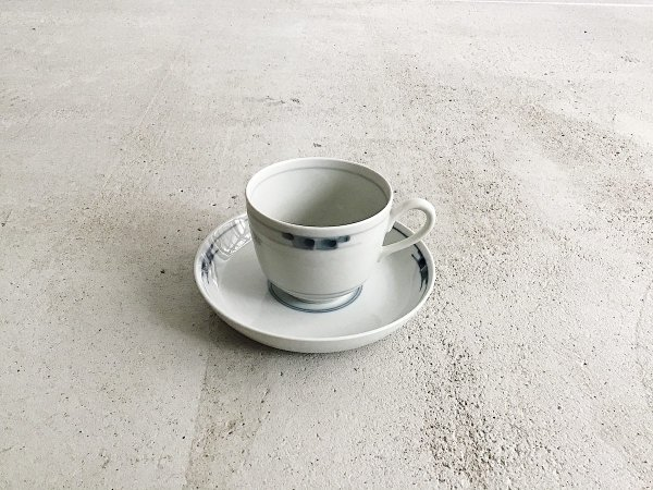Coffee Cup & Saucer / Gemina
