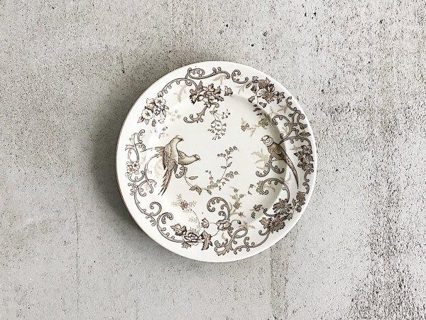 Plate  /  Gustavsberg