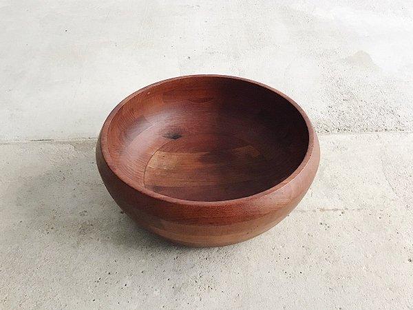 Teak  Bowl  ( 4 )
