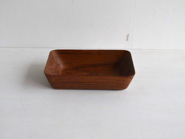 Teak Bowl / Square