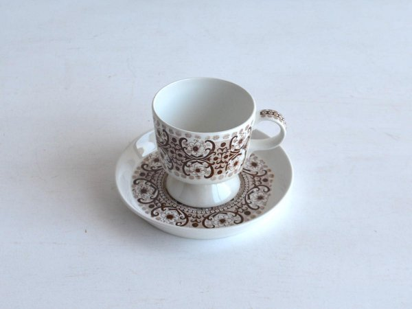 Cup & Saucer / ALI