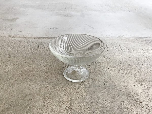 Glass Compote ( 3 )