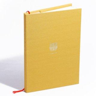 和暦日々是好日カバーつき 2020旧暦手帳(黄)
