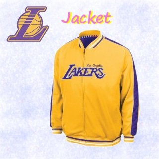 <img class='new_mark_img1' src='//img.shop-pro.jp/img/new/icons49.gif' style='border:none;display:inline;margin:0px;padding:0px;width:auto;' />LAKERS JACKET (ジャケット)